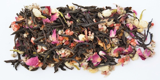 A reward Tea - Sweetberry Blend