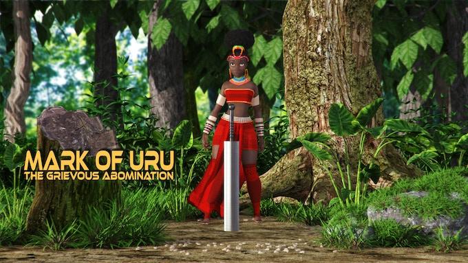 Stretch Goal Movie - Mark of Uru