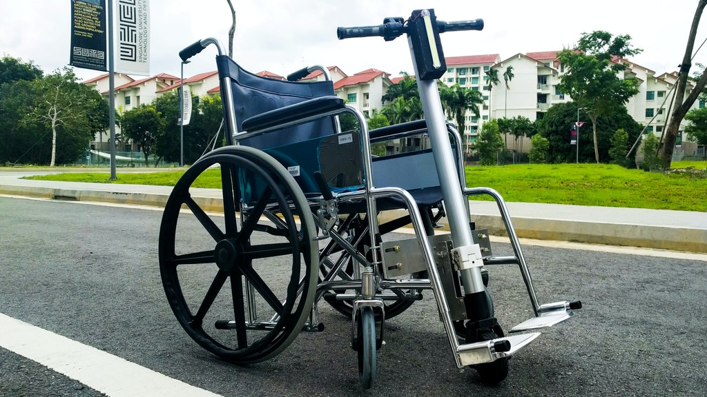 EMMA: The Retrofit Wheelchair Unit for the Masses project video thumbnail