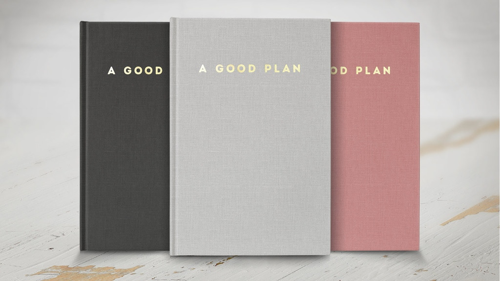 A Good Plan - the book that will change your life project video thumbnail