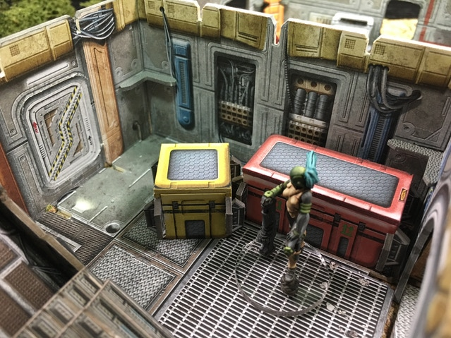 Tabletop  Rooms And A Boom