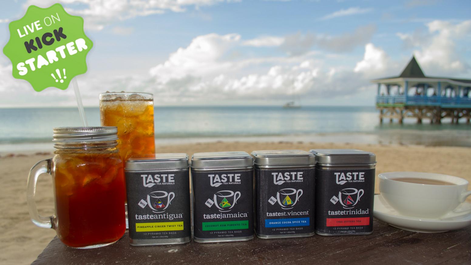We're not your grandma's tea | Taste Tea Naturals by Natalie