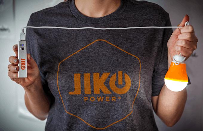 JikoPower Swag Bag