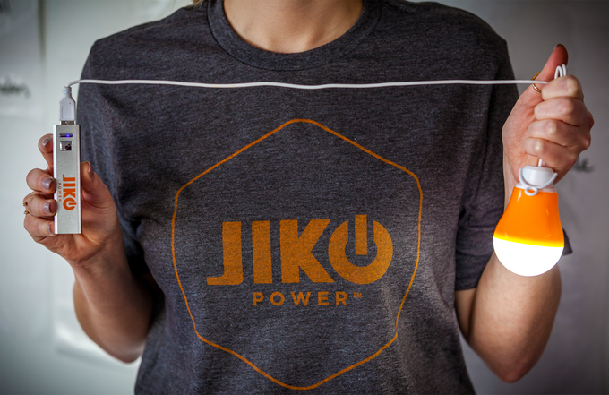 Jikopower Spark Charge Your Cell Phone With Fire By
