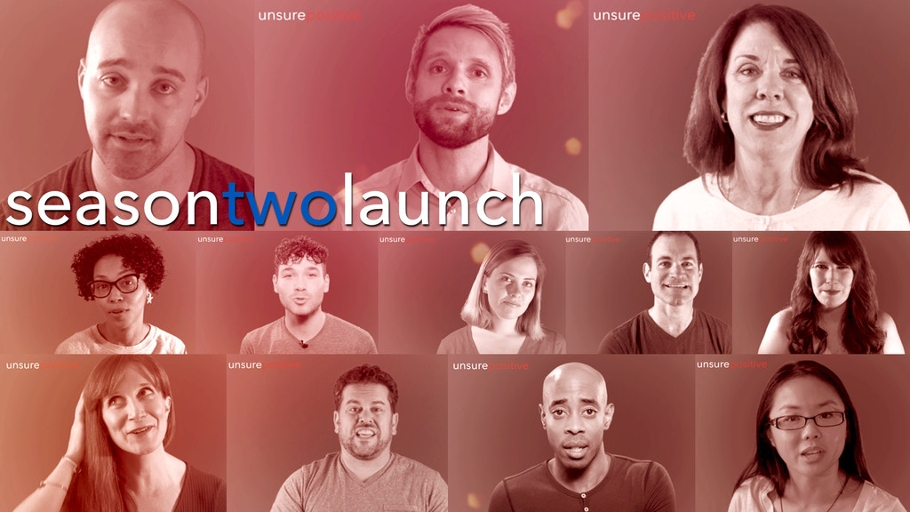 Unsure/Positive Season Two Launch project video thumbnail