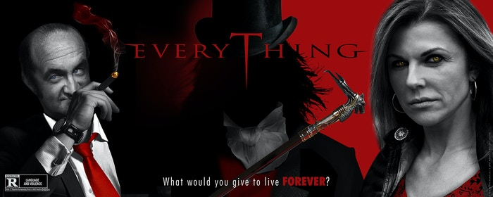 What would you give to live forever? The angel of death wants to know, but answer wisely. There are things far worse than death.