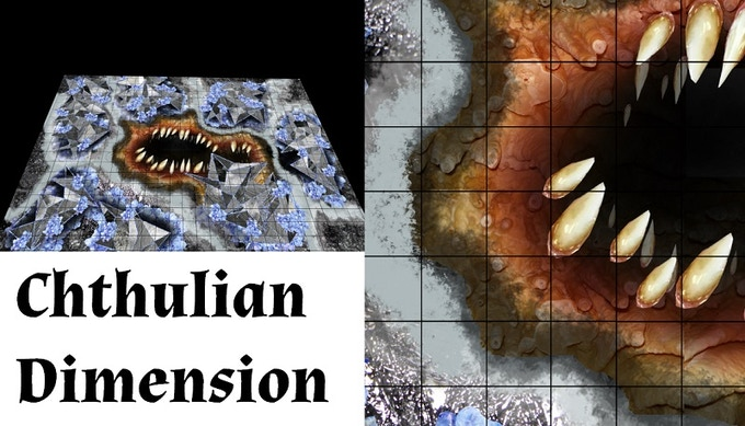 Chthulian Dimensions
