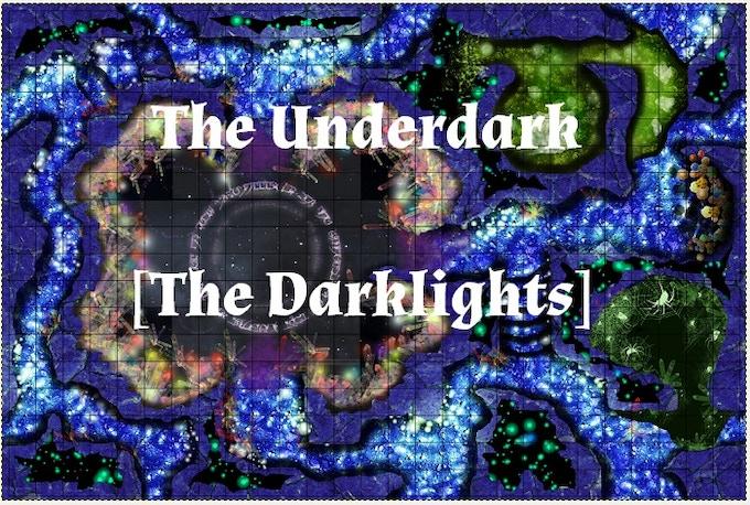 1 of 4 Underdark Designs Unlocked @ 3k
