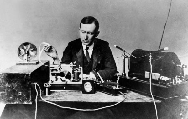 Marconi - 1901