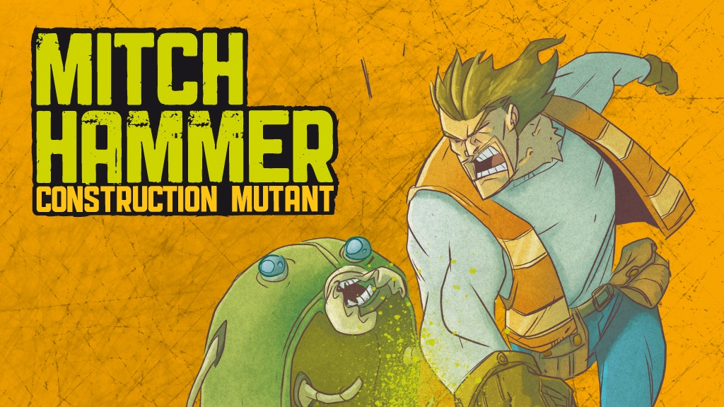 MITCH HAMMER - first issue for just $1 project video thumbnail