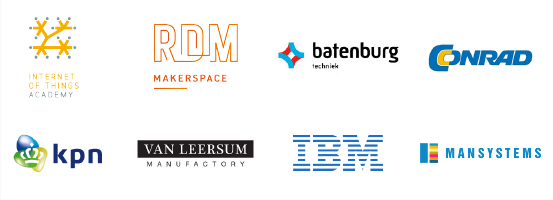 Our partners that made Marvin possible