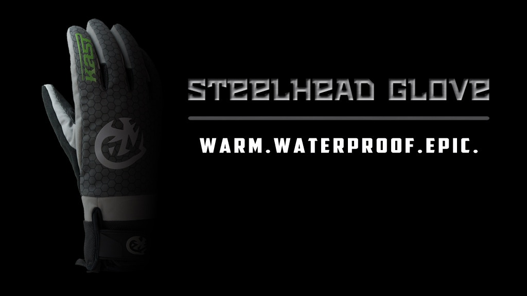 The STEELHEAD GLOVE. The ultimate in protection and warmth. project video thumbnail