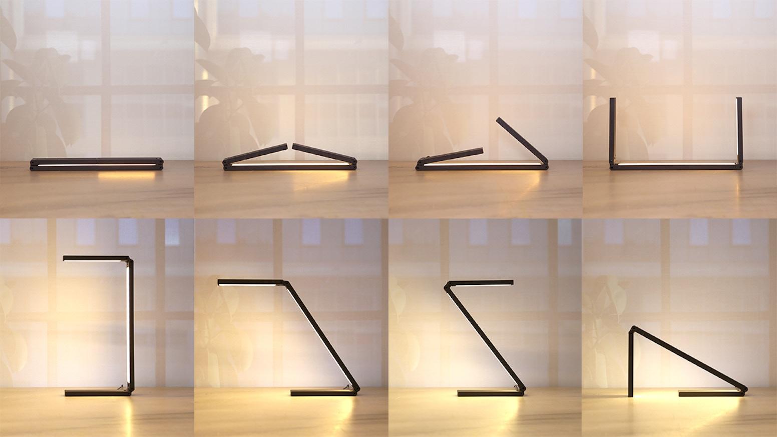 Liminal A Minimal Adaptable Lighting Unit By AtÖlye
