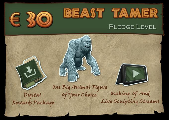 Beast Tamer Pledge