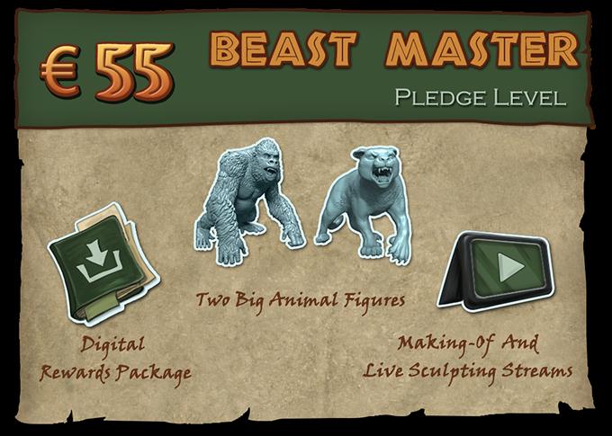 Beast Master Pledge