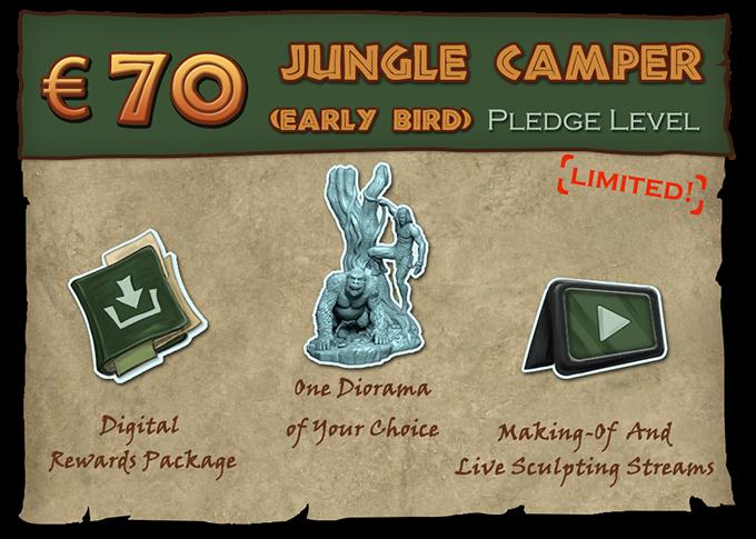 Jungle Camper (Early Bird)