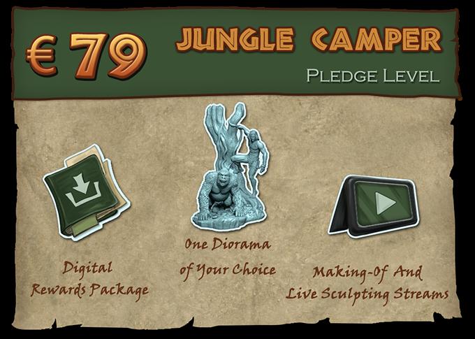 Jungle Camper Pledge