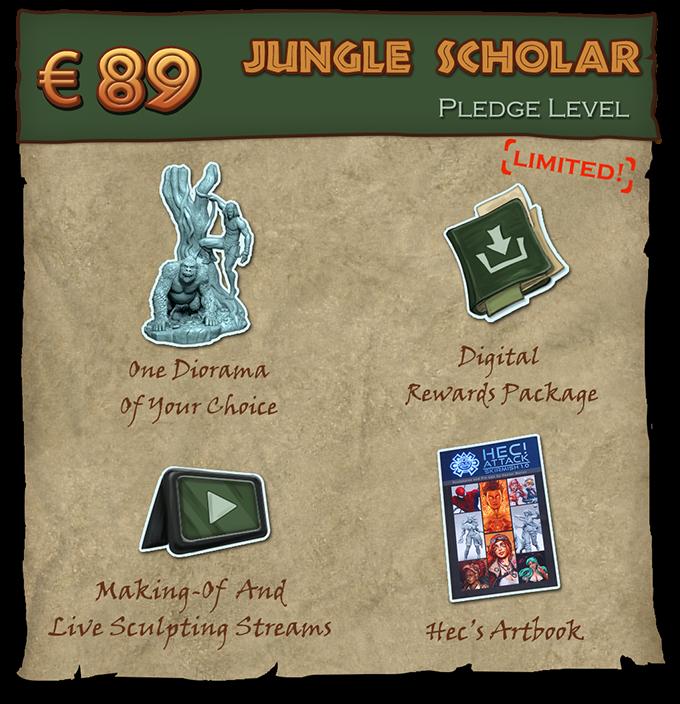 Jungle Scholar Pledge