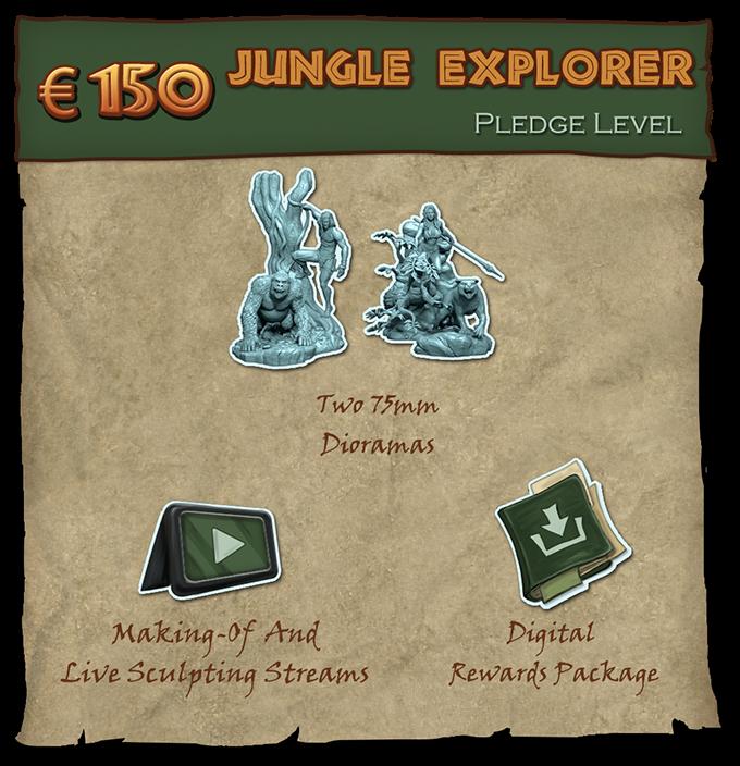 Jungle Explorer Pledge