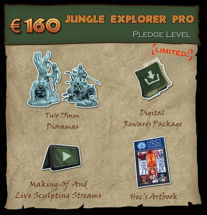 Jungle Explorer Pro