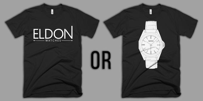 Eldon Watches T-Shirts