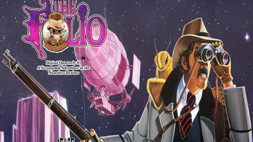 The Folio Digital Quarterly #1 project video thumbnail