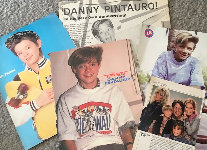 Danny's Vintage Adorables-- Look for them in our Perks!