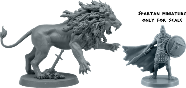Nemean Lion : Majestic [BG KSE] 7ab14172094ec574c8318862ef1a171c_original