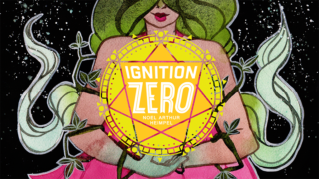 Ignition Zero Volumes 1-3: The Complete Comic project video thumbnail