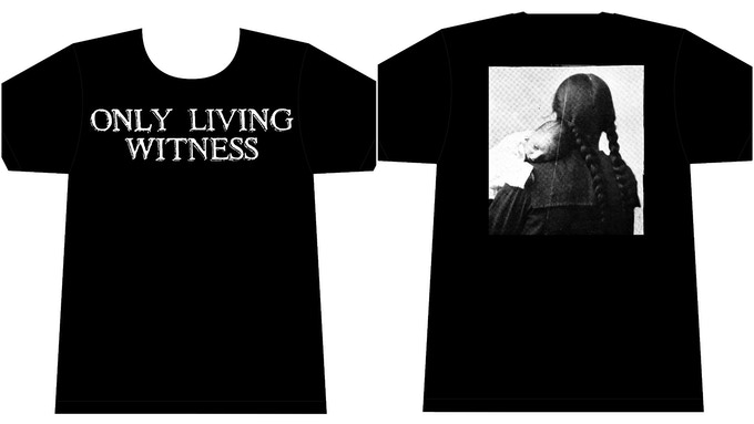 Pre-design for exclusive 'OLW Innocents' t-shirts - available in all sizes