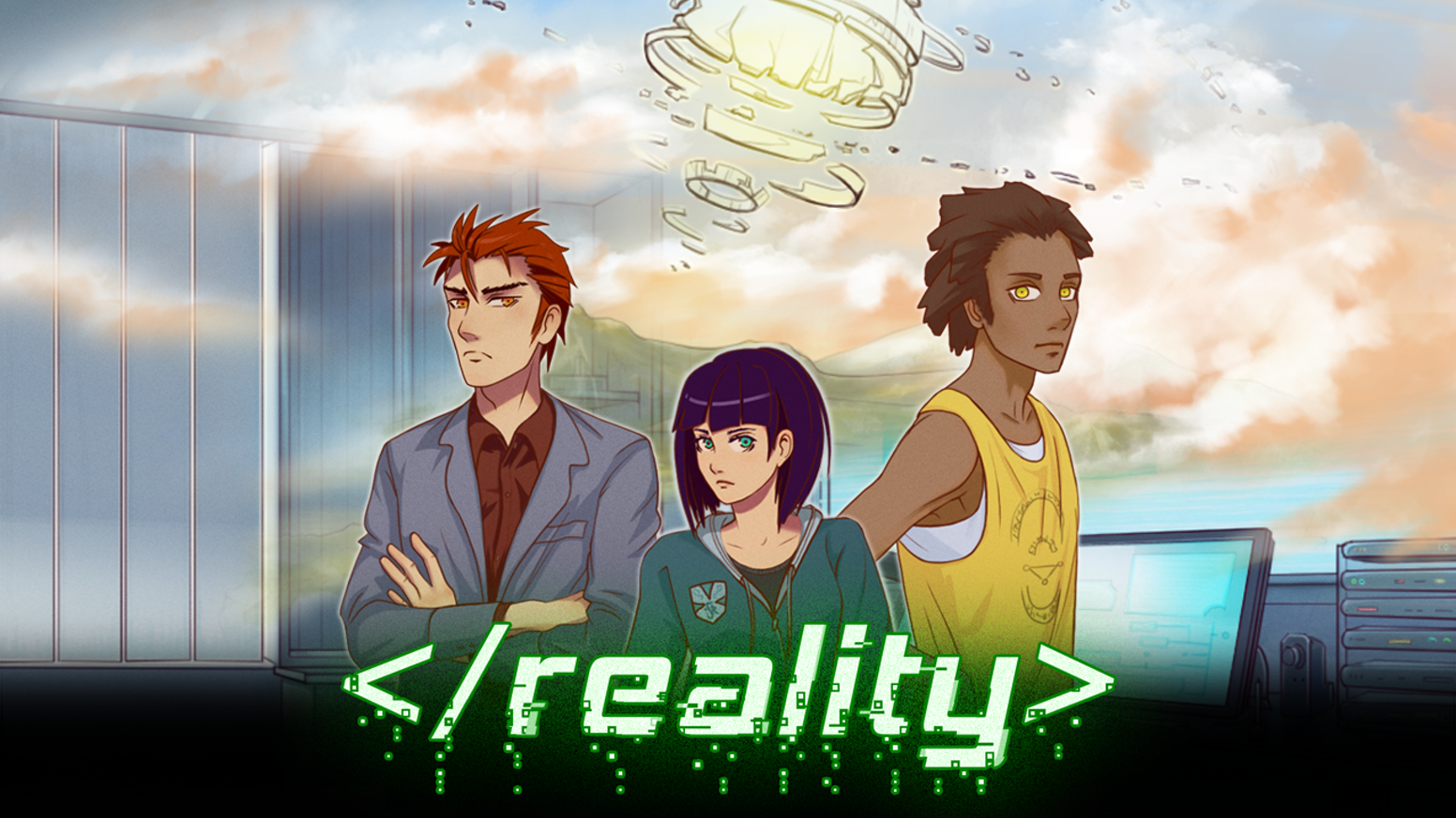 "When a VR console feels more ""real"" than reality itself, Lilya must confront her own beliefs about the nature of existence."