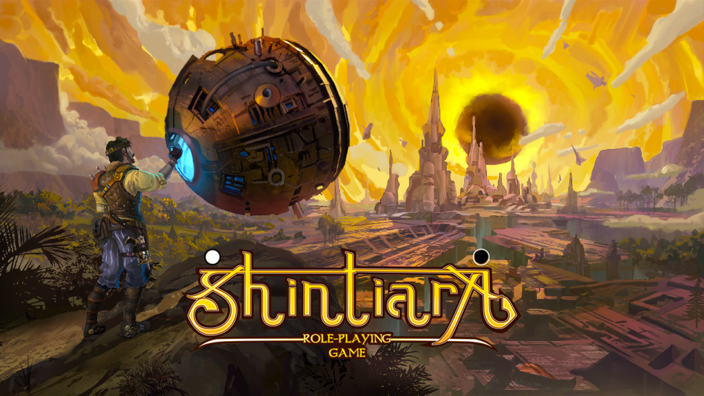 Shintiara RPG: a world of Magic and Time Paradoxes project video thumbnail