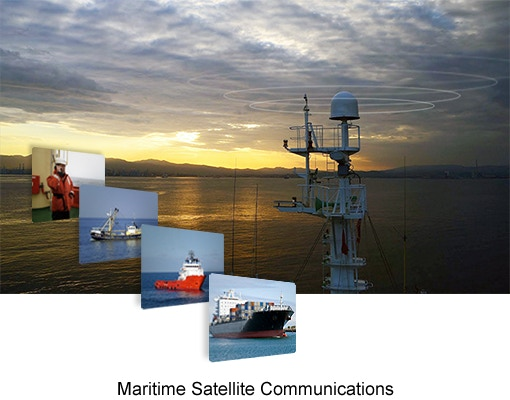Maritime Internet Connections