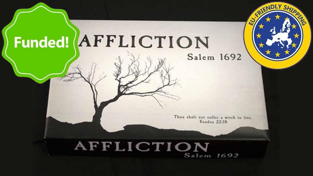 AFFLICTION: Salem 1692 project video thumbnail