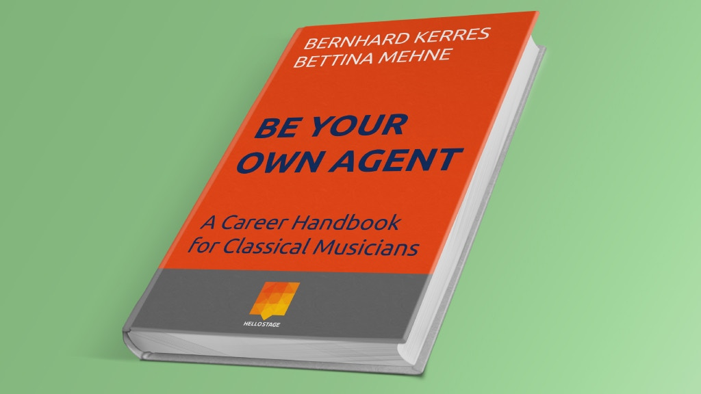 Be your Own Agent - The Book for Classical Musicians project video thumbnail