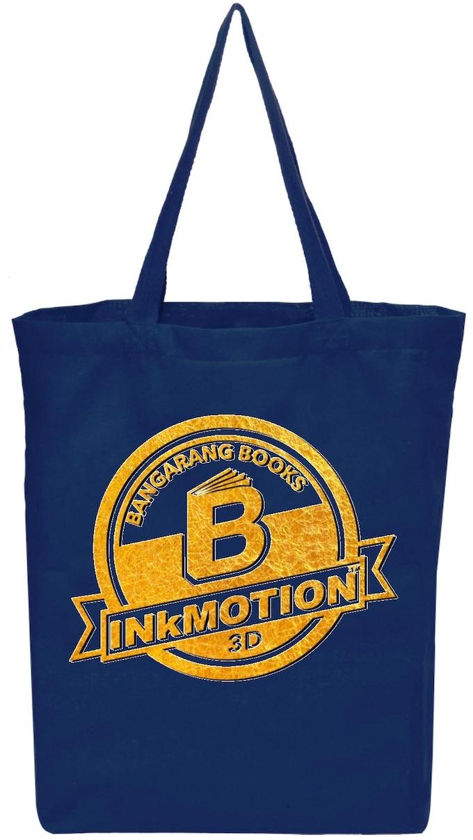 Logo Book Bag