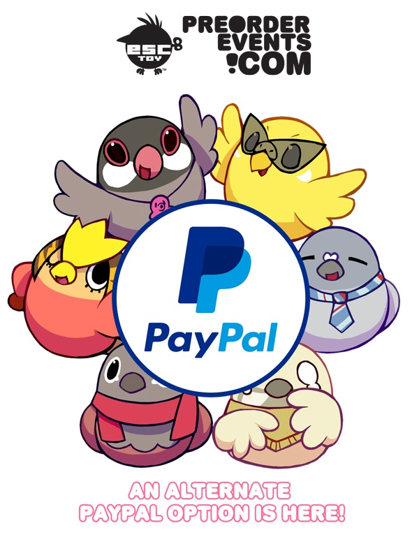 PayPal friendly and for backers that want to make multiple orders on certain rewards.