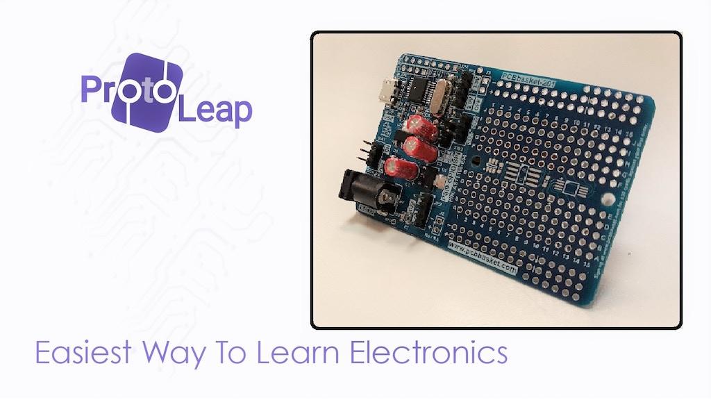 ProtoLeap Starter project video thumbnail