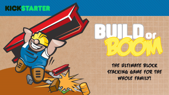 There's only room for one builder in this town. Do you have what it takes.. or will you get boomed on your way to the top?