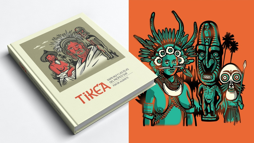 Tike'a // A Book by Dr. Alderete project video thumbnail