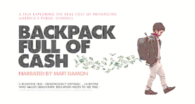 Image result for Backpack Full of Cash