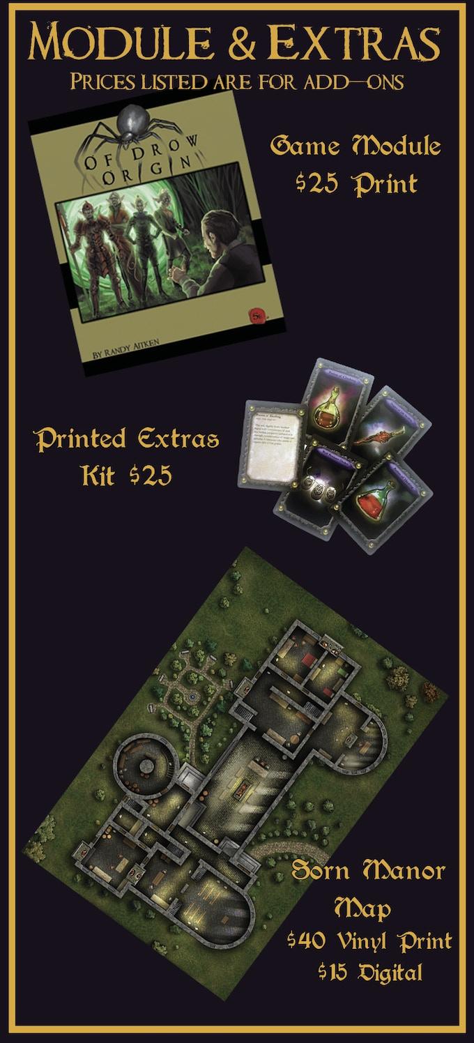 Modules & Extras
