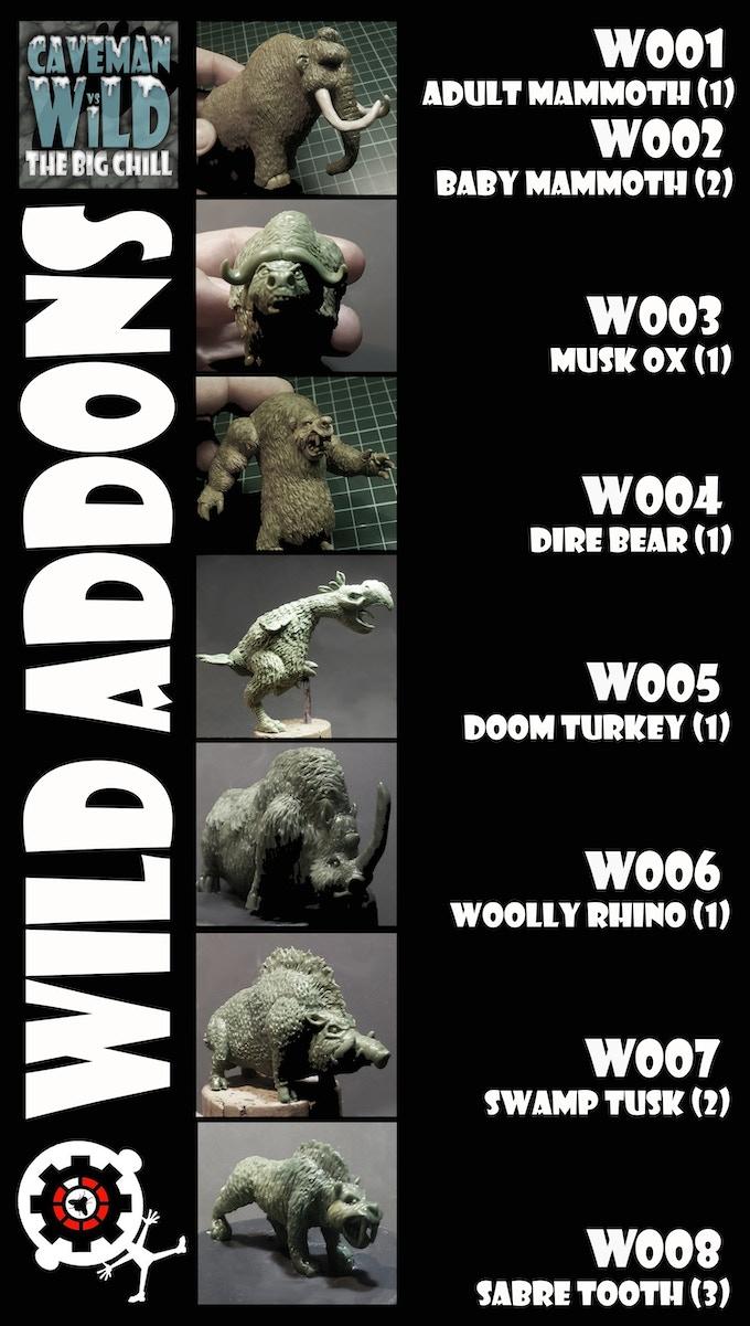 Wild Addons