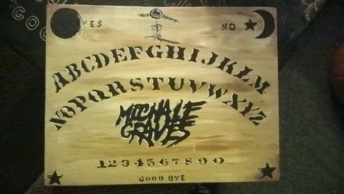"""Legacy Collection"" Ouija Board"