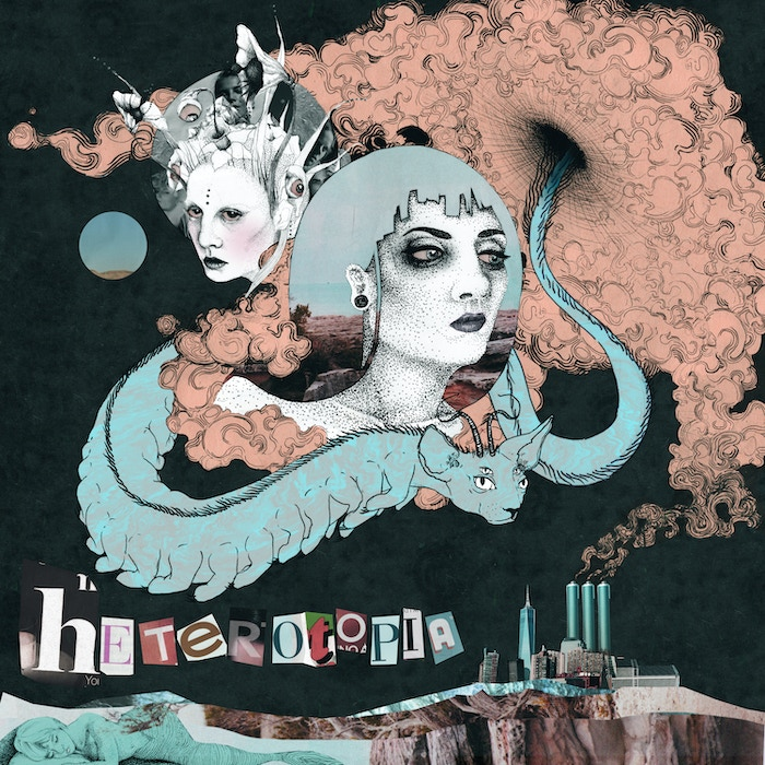 Schooltree's new art rock opera is a symphonic odyssey through a dystopian dreamworld. Double album and illustrated book in 2017!