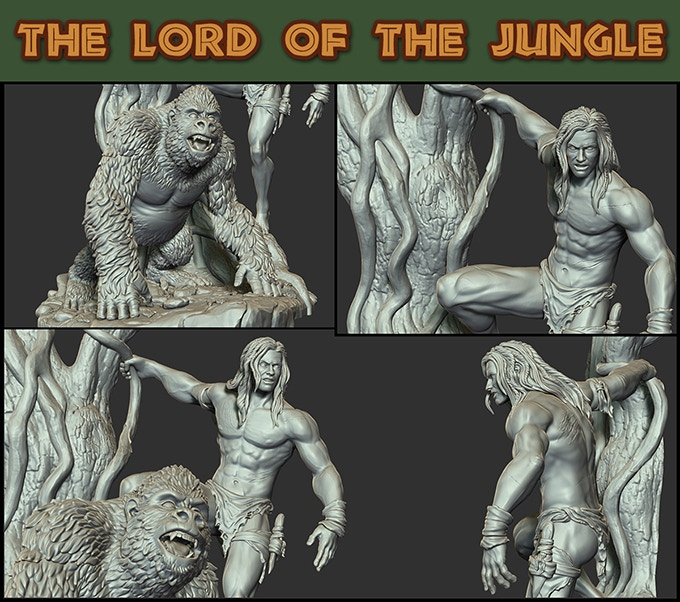 Lord Of The Jungle Screenshots