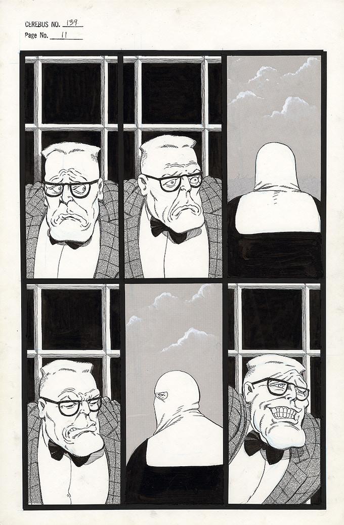 Cerebus No. 139 - Page 11
