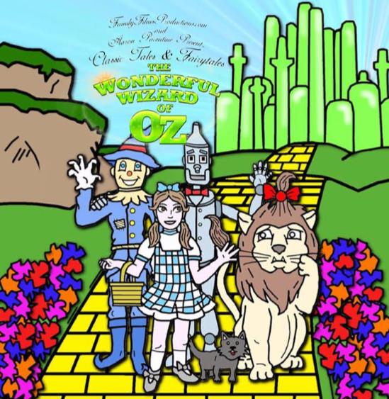 Wonderful Wizard of Oz Audio Drama
