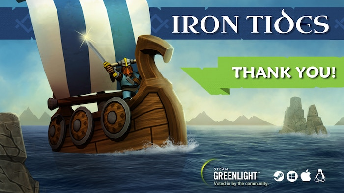 You are a chieftain commanding a loot-hungry crew through a turn-based adventure at sea. Prepare your crew for raid - on PC/Mac/Linux!