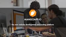 MANGOAPP.IO the new website development and hosting platform